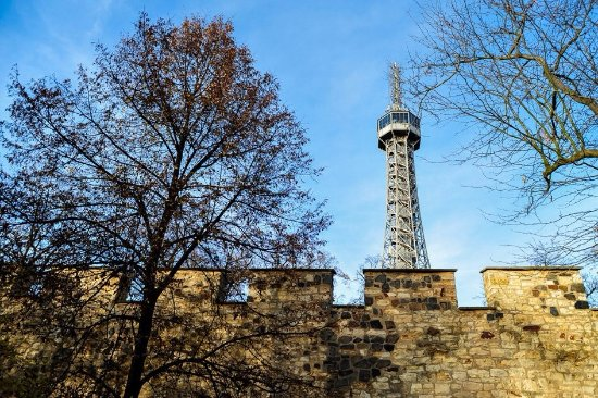 Prague, Czech Republic: Petrin Tower - Tour #4