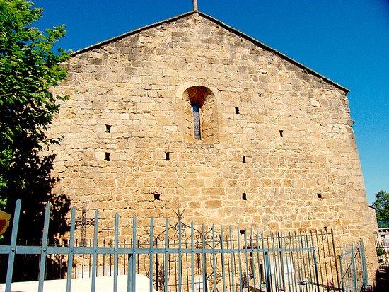 Eglise Sainte-Marie de Montferrer.