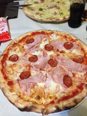 Sambruson, Italy: Pizze