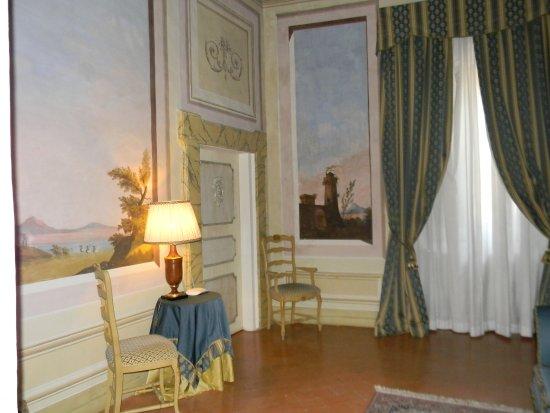 Trevi, Italia: Entrance to a bedroom on 2.floor