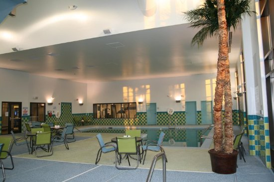 Advance, NC: Indoor Pool Area