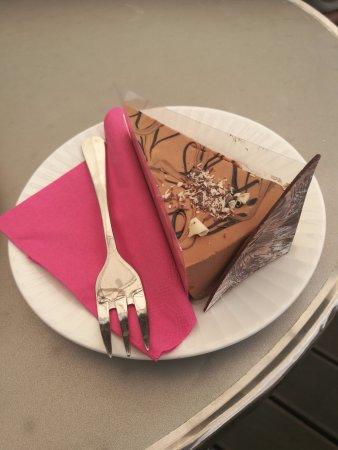 Litomysl, Republika Czeska: Čajový dort