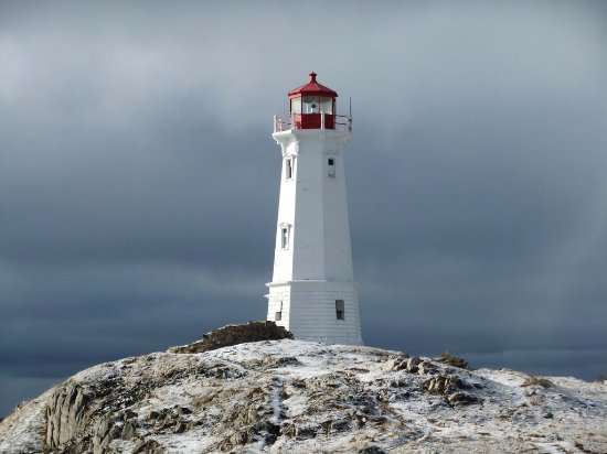 Louisbourg Lighthouse