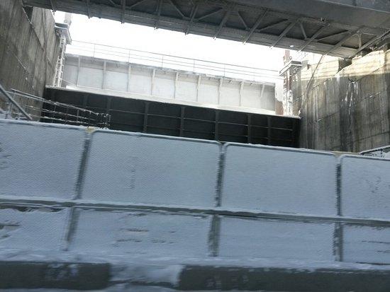 Bratsk, Russia: ГЭС