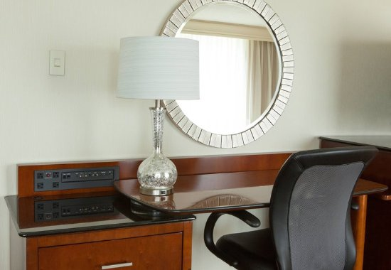 Whippany, Nueva Jersey: Guest Room Desk