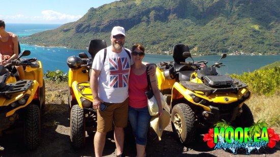 Papetoai, French Polynesia: Brilliant day out 😀