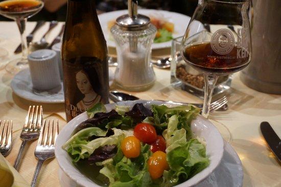 Ried Im Innkreis, Austria: excelentes Foodpairing