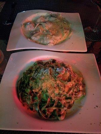 Casa Mia Italian Restaurant: great pasta