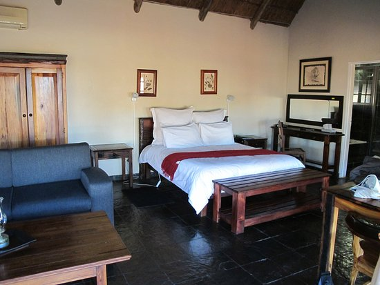 Northern Cape, Sydafrika: Lodge Nr. 2