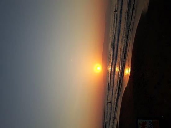 Agia Marina Beach: 20170809_200027_large.jpg