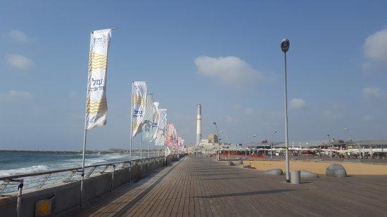 Old Tel Aviv Port Area: Tel Aviv Namal