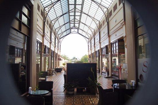 Charters Towers, Australia: Interior view.