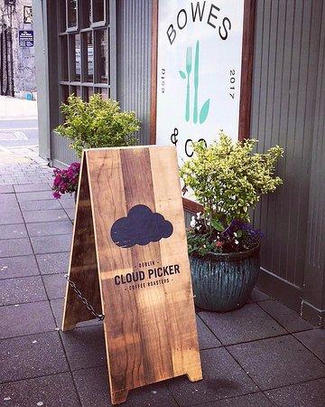 Cashel, Irlanda: Cloud Picker Coffee