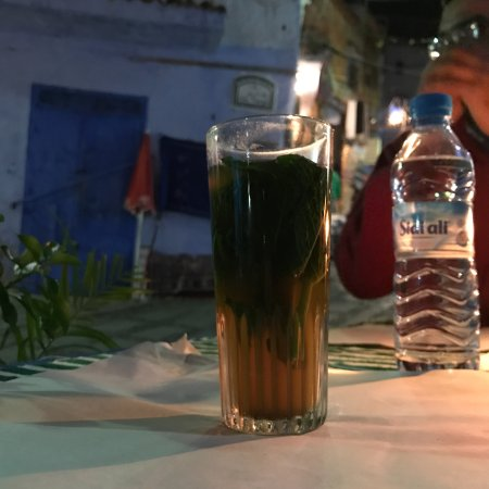 Al-Kasbah Restaurant: tea