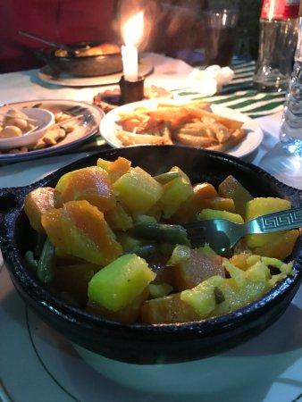 Al-Kasbah Restaurant: food