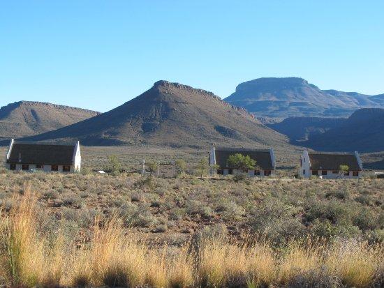 Beaufort West, Sør-Afrika: jedes Haus mit fantastischer Aussicht