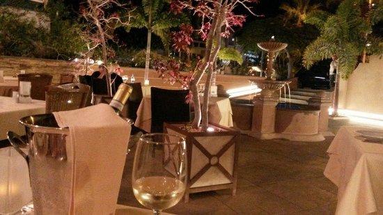 Monte Christo : The Terrace at Montes Christo