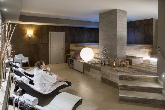 Hotel Palazzo dei Mercanti : Area Relax/Pool