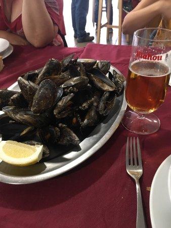 Porto de Espasante, Espanha: Os Vellos