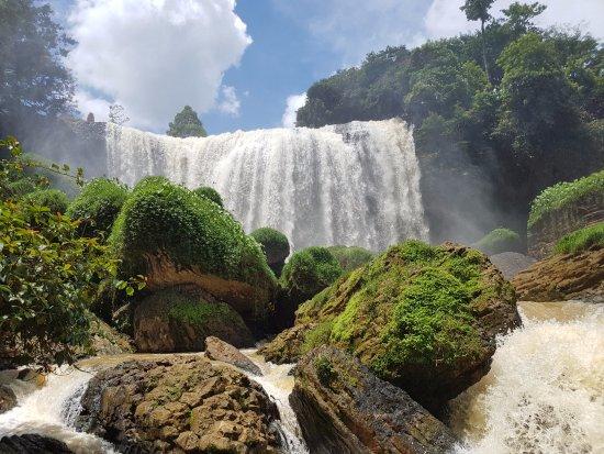 Dalat Easy Rider Club: Elephant waterfall