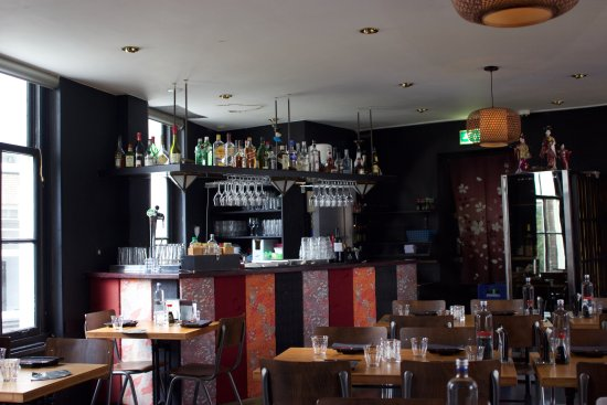 japans restaurant in amsterdam