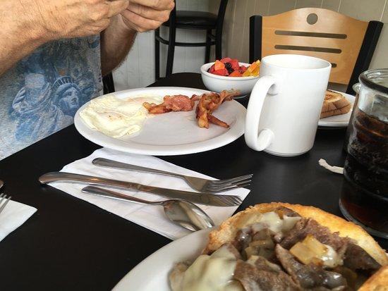Galloway, NJ: my partners food