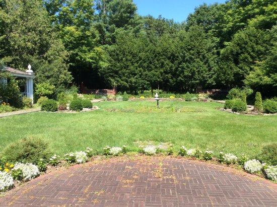 Elizabethtown, Estado de Nueva York: Colonial Garden