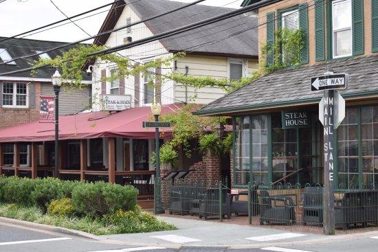 Steak Amp Main North East Restaurant Reviews Photos