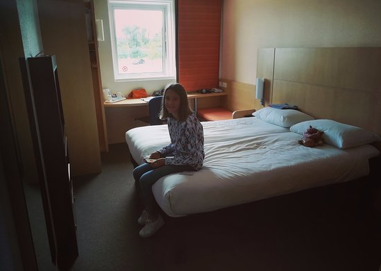 Borehamwood, UK: Basic maar nette kamer!