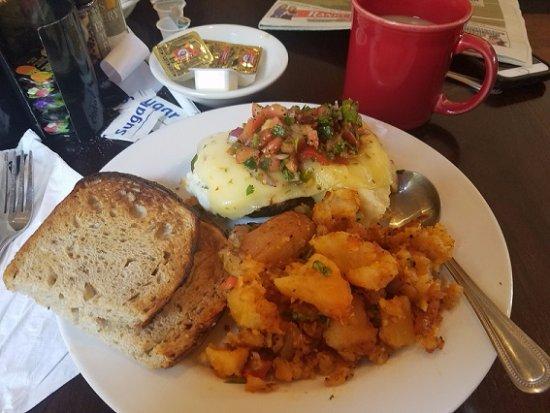 Toast Cafe Davidson Nc Menu