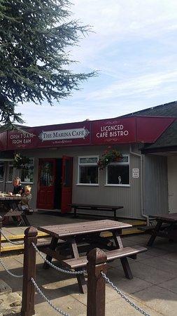 Long Eaton, UK: The Marina Cafe