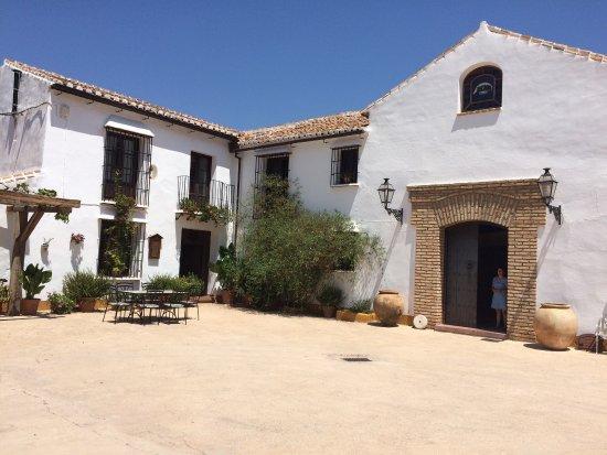 Casabermeja, Spanje: Grazie Serafina, splendido esempio di passione, umiltà, disponibilità. Torneremo!!!!