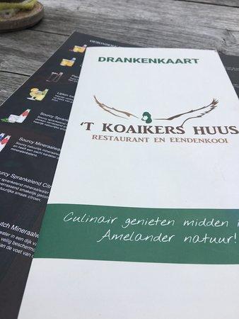 остров Амеланд, Нидерланды: Koaikers Huus