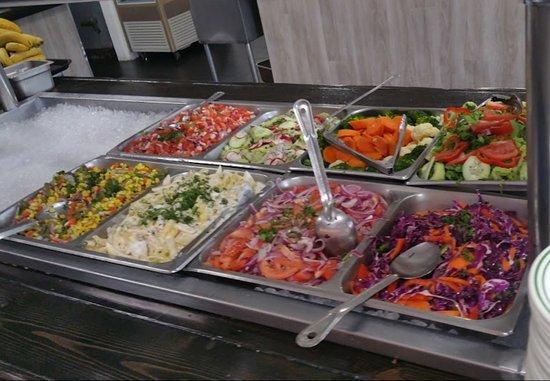 Ossining, NY: Salad Bar