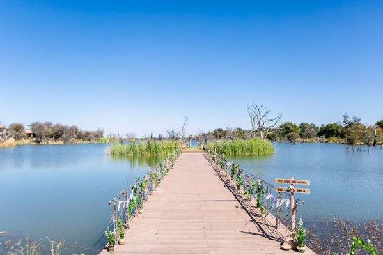 Lephalale, Sydafrika: Our beautiful island