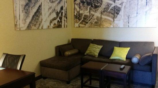 Tarentum, PA: SpringHill Suites Pittsburgh Mills