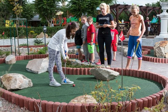 Mini Golf Club Oreanda