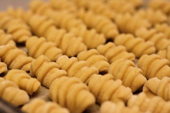 Krebs, OK: Homemade gnocchi