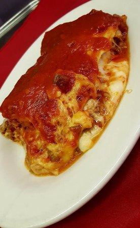 Krebs, OK: Lasagna
