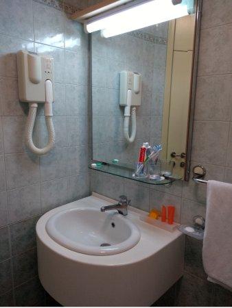 "Valamar Rubin Hotel: ""Superior"" bathroom"