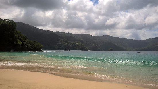 Northeast Coast, Tobago: Pirates' Bay