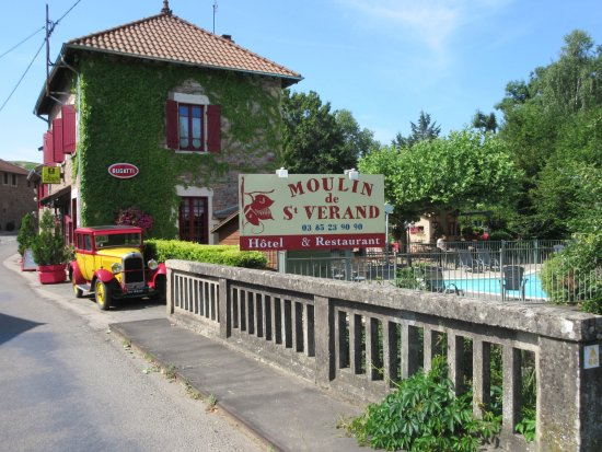 Le Moulin de Saint Verand Photo