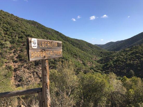 Uta, Italia: Vista Località Barracca Spina
