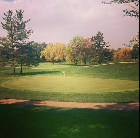 Ancaster, Canadá: 18th at the Old Course