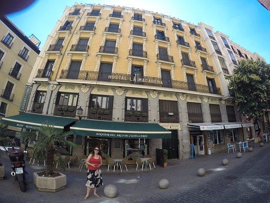 Hostal La Macarena Updated 2017 Hotel Reviews Price