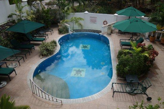 Hanneman Holiday Residence: Pool