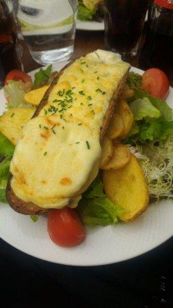 Chez Prosper : Salade fromage