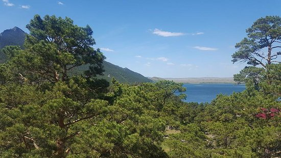 Akmola Province, Kazakstan: burabay1