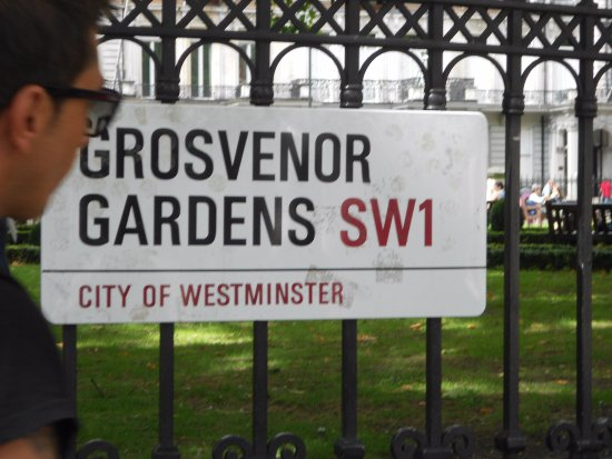 Upper and Lower Grosvenor Gardens