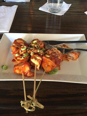 Bridgeport, Batı Virjinya: Chicken, enough for three